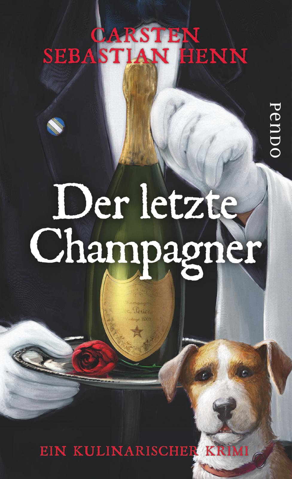 Cover Der letzte Champagner