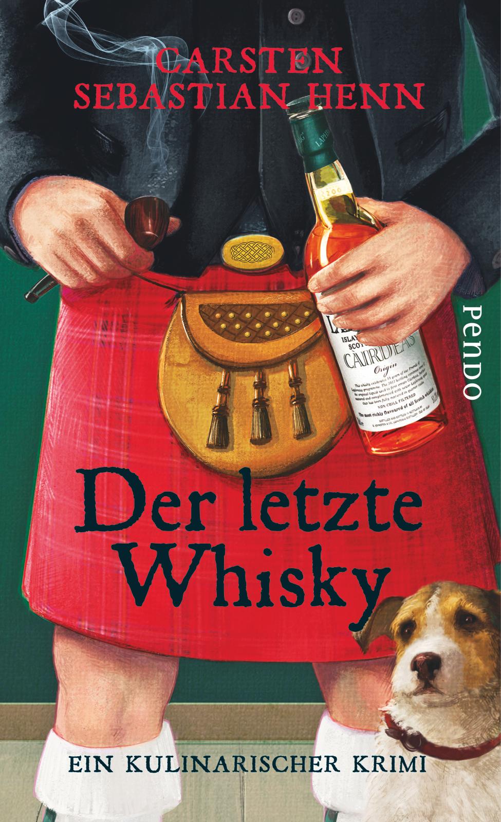 Der letzte Whisky - Cover